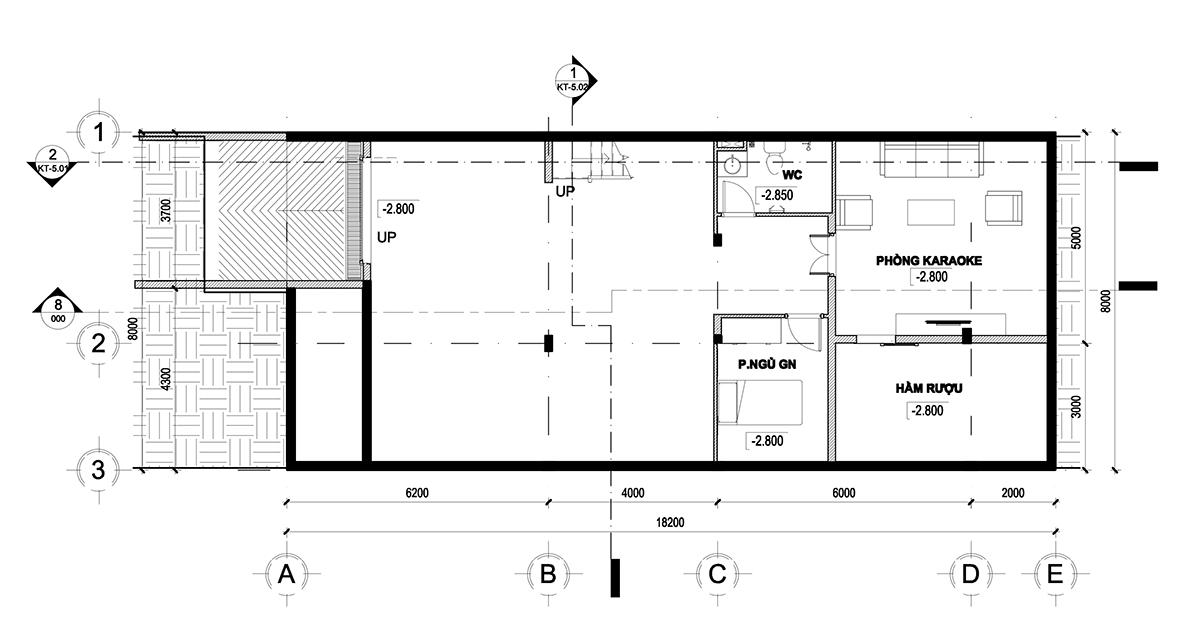 Mẫu biệt thự 3 tầng đẹp