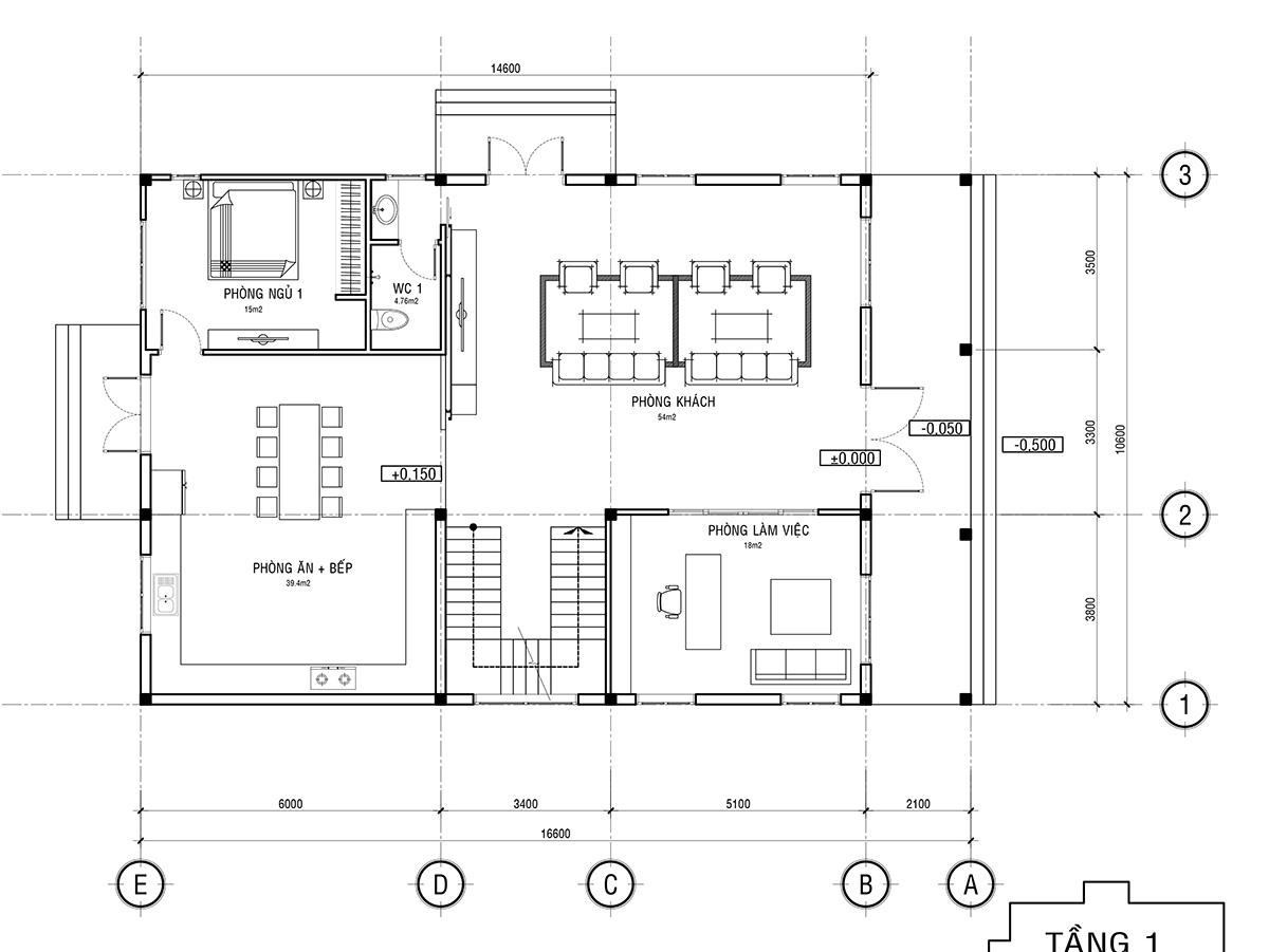 Biệt thự đẹp 3 tầng cổ điển châu âu