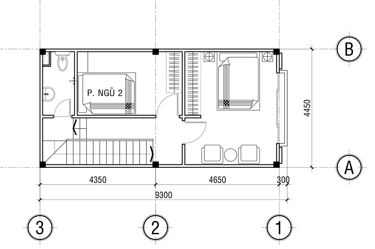 Mẫu thiết kế nhà phố đẹp