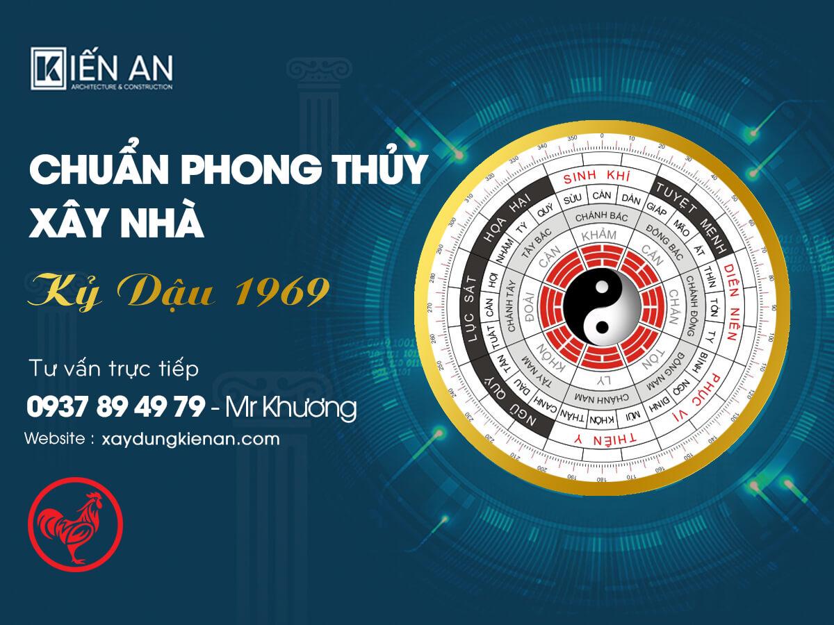 huong xay nha hop tuoi ky dau 1969