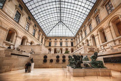 bảo tàng louvre 2
