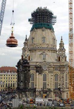 biểu tượng hòa bình của Dresden