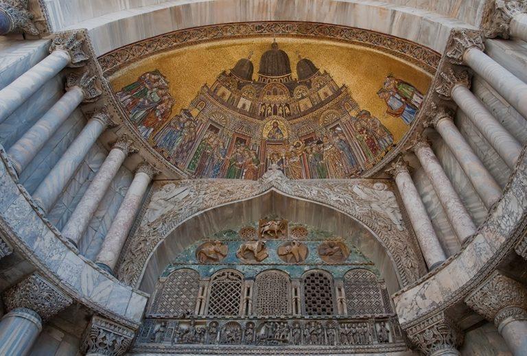 phong cách kiến trúc Byzantine