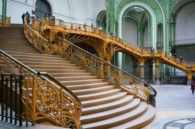 Các công trình mang phong cách Art Nouveau