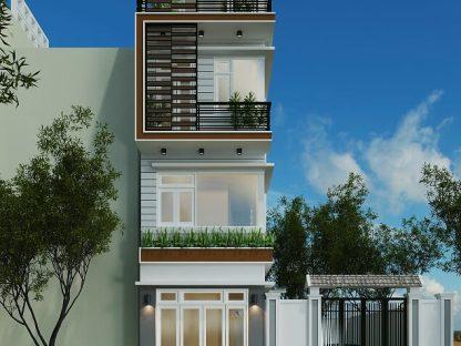 TOP 100 Mẫu Thiết Kế Biệt Thự Hiện Đại 1 tầng , 2 tầng, 3 tầng Hot Nhất