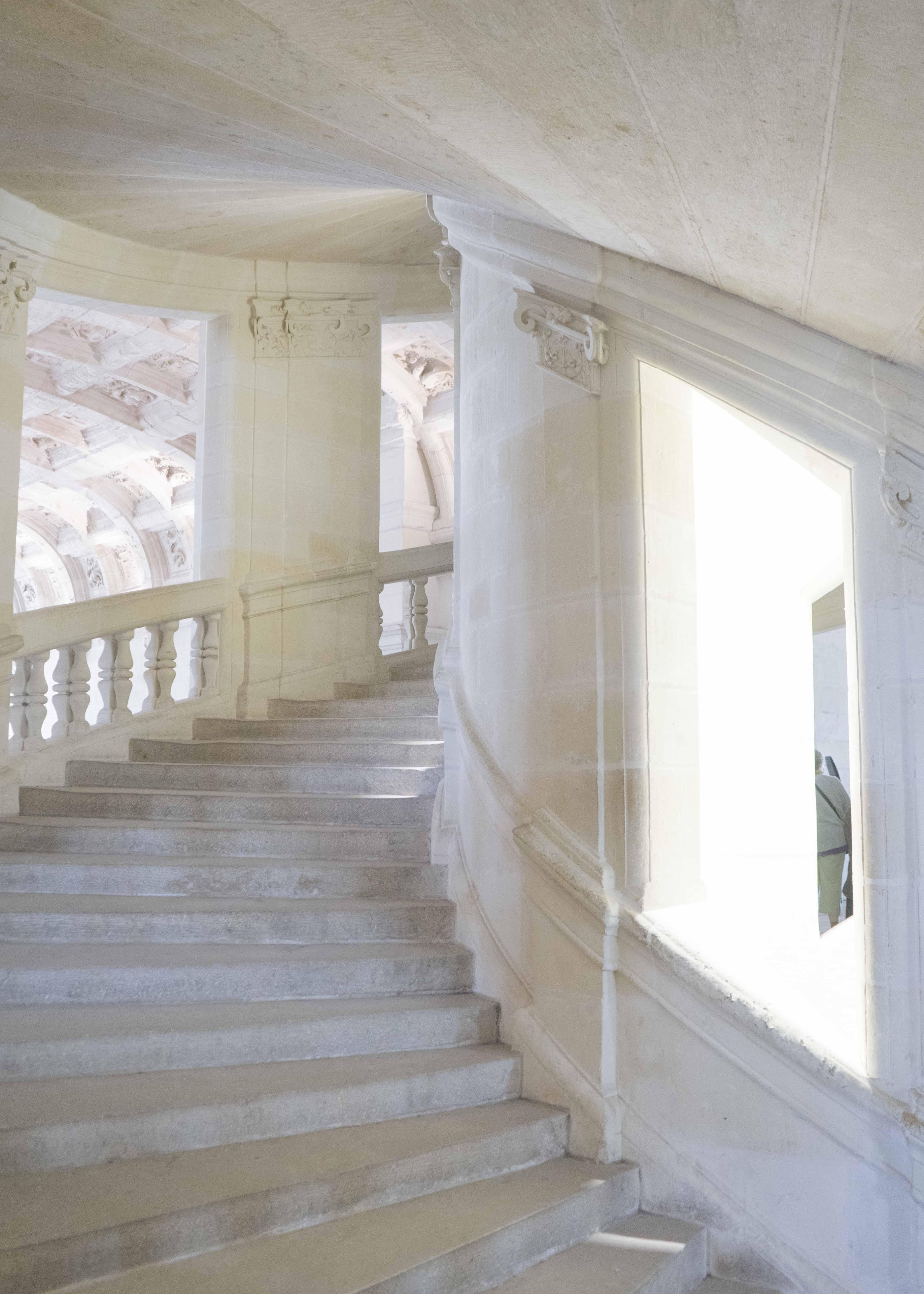 tòa lâu đài Chambord