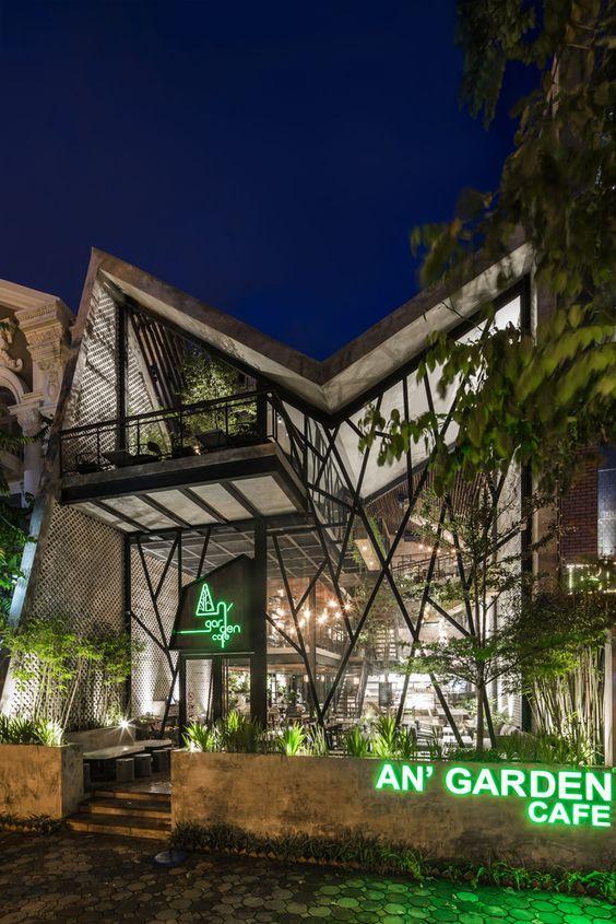 An'garden Café - Hà Đông, Hà Nội