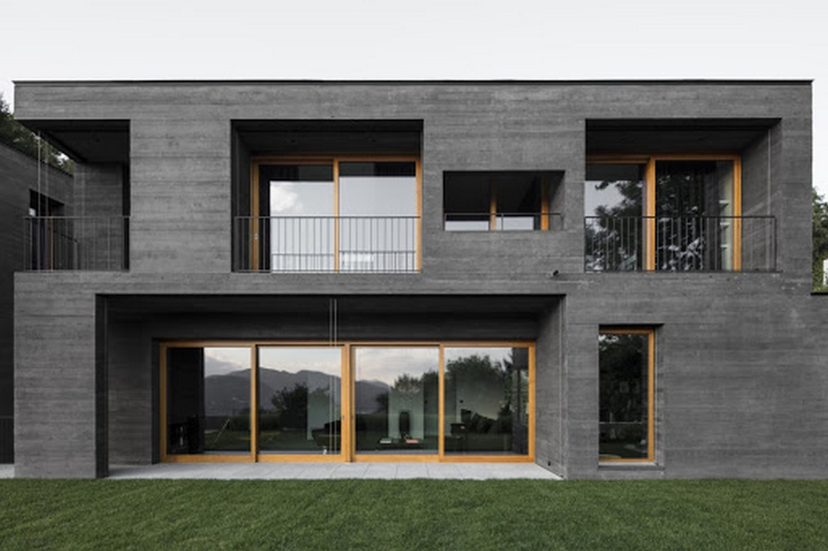 Xu hướng kiến trúc đơn thuần