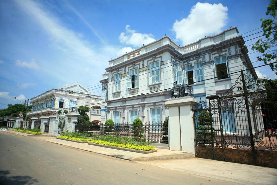 Nhà công tử Bạc Liêu - kiến trúc cổ Việt Nam